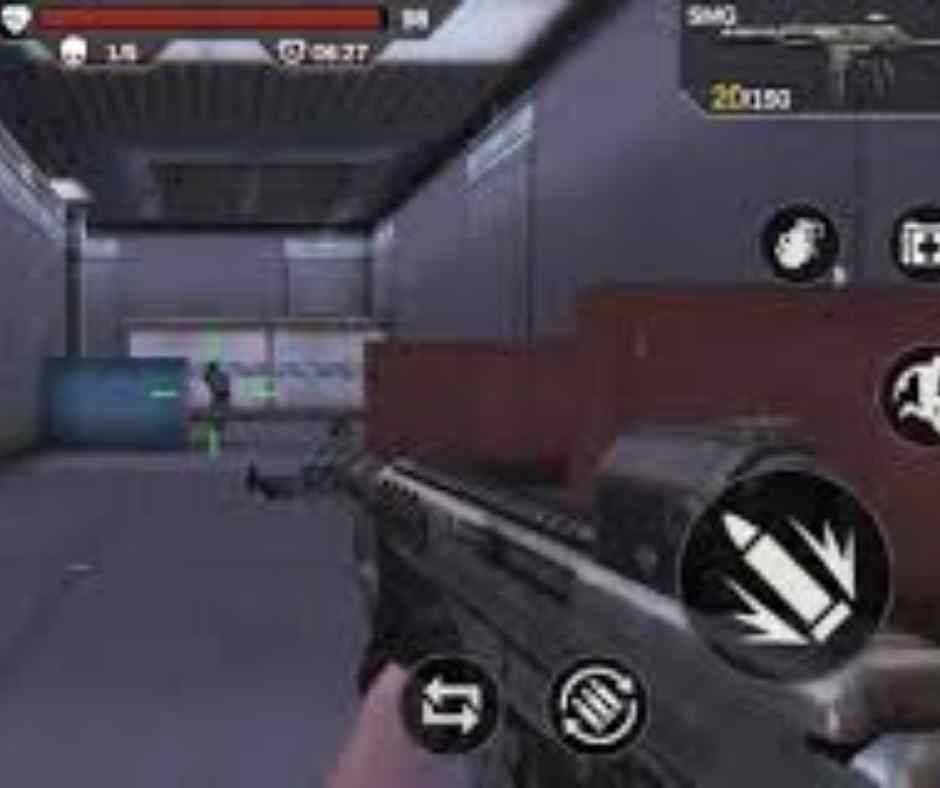 Cover Strike game