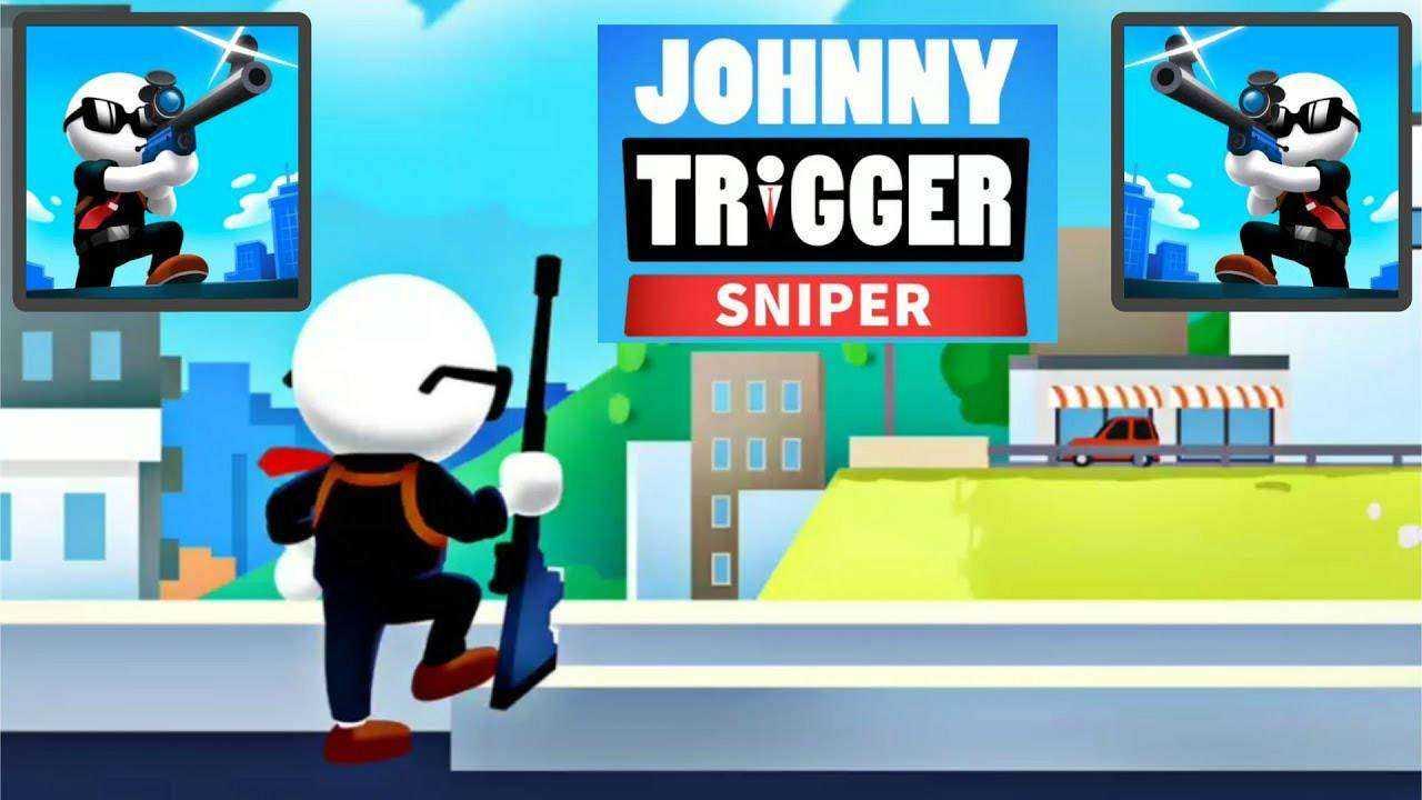 Johnny Trigger Sniper