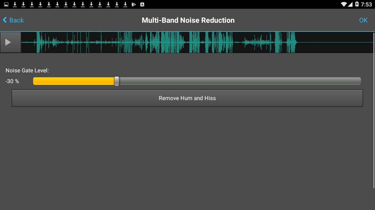 WavePad Audio Editor