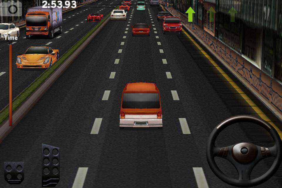 Dr. Driving Game