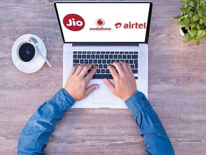 Broadband plans of Airtel, Jio and BSNL up to 1,000, this is complete detail