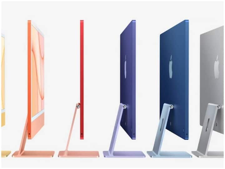 IMac launched with M1 processor and 7 color options, know what are its features