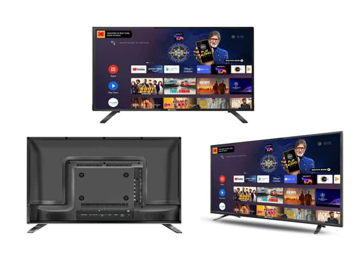 Kodak's smart TV is giving competition to Chinese companies in 32 inch TV segment, know price and features