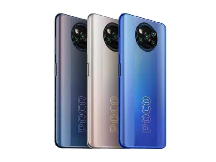 POCO X3 Pro getting a chance to buy in flash cell, a phone with 48 MP camera will compete with it