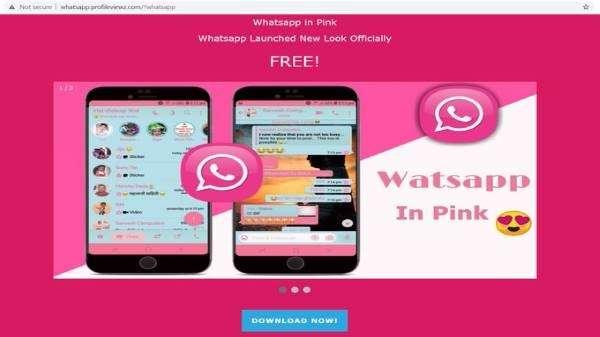WhatsApp Pink क्या है और यह कैसे यूज़र्स की निजी जानकारियां चुरा रहा है...?