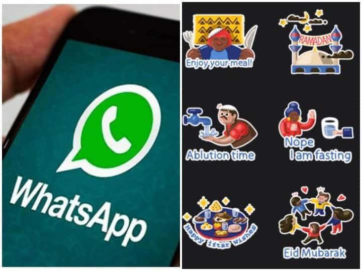 WhatsApp launches stickers pack for Ramadan, congratulate your friends