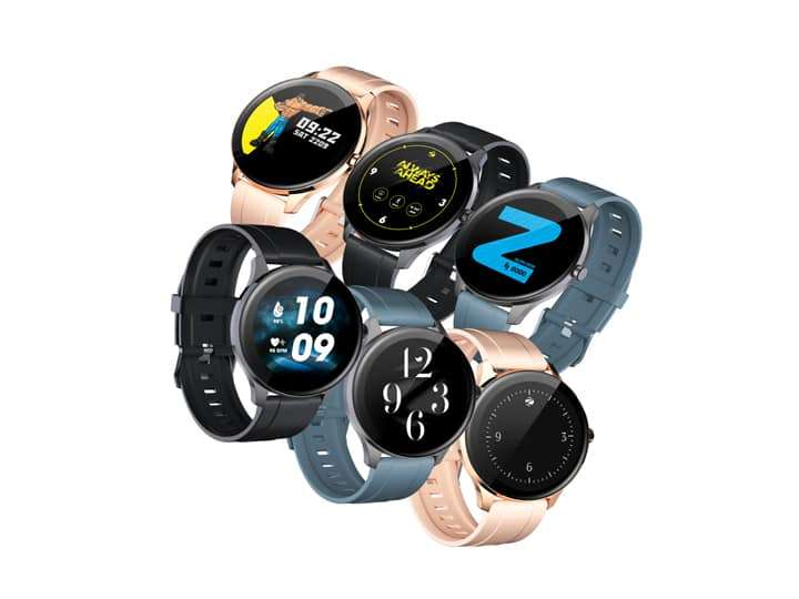 Zebronics launches great smart watch in India, will compete with the latest features