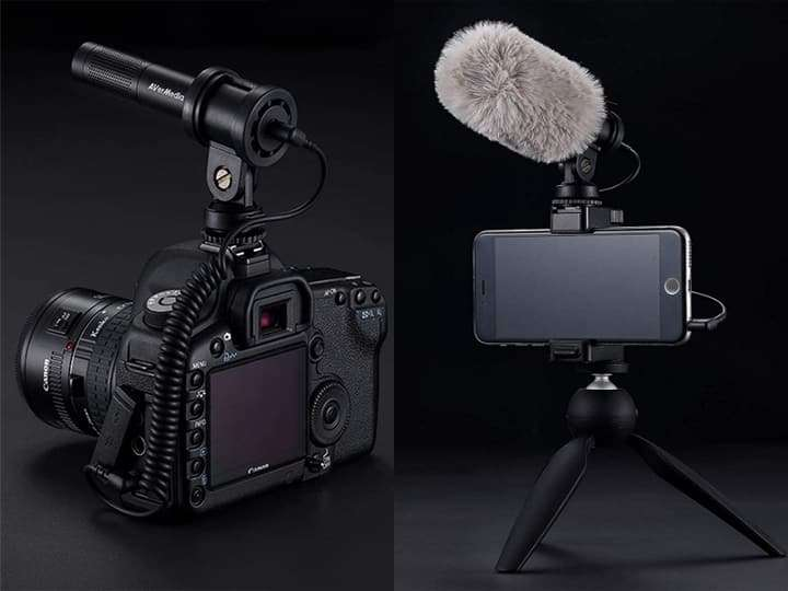 From content creators on YouTube to live streaming, these are great mikes, know the price and features