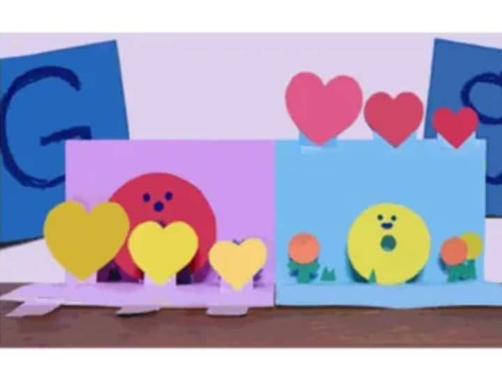 Google did a wonderful doodle on Mother's day, know what is special