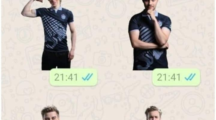 Make a sticker of your photo on WhatsApp and send it, know how to create it