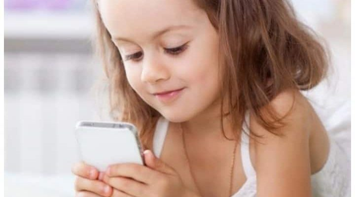 Mobile phone usage increased among children, 37.8% children under the age of 10 run Facebook