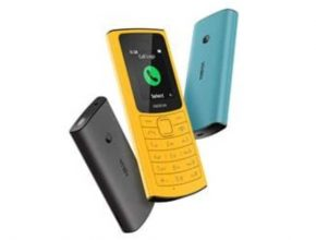 Nokia 110 4G feature phone launched in India, the battery will last for 13 days on a single charge
