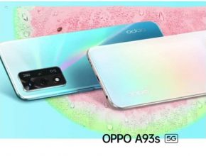 Oppo A93s 5G smartphone launched with strong processor, will get 18W fast charging support