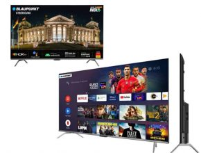 Blaupunkt launches Ultra HD 55-inch smart TV, you will be able to enjoy gaming too