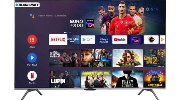 This company launched a new 50-inch 4K Smart TV in India, will get strong sound