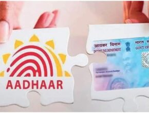 If PAN card is not linked with Aadhaar, then do it today, know here online and offline method
