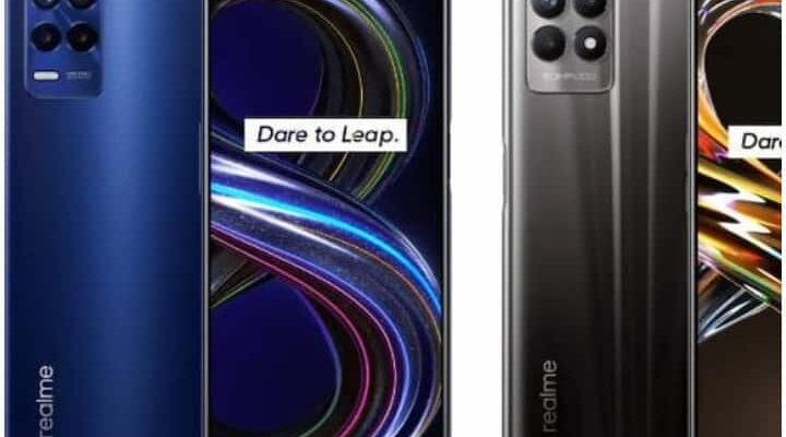 Realme 8i and Realme 8s 5G smartphones launched in India, 5000mAh battery and 64MP camera