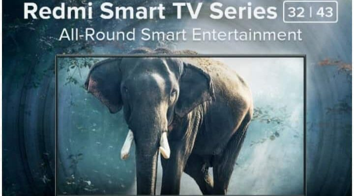 Redmi Smart TV range will be launched in India today, these great features will be available with the best display