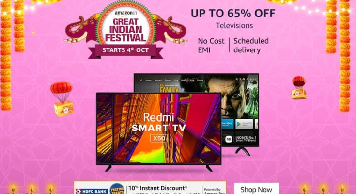 Best deals on 32 inch smart TVs, Amazon offers to buy under 15 thousand