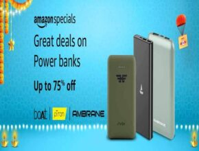 Bumper Offer Sale on Amazon, These are the 5 Best Power Banks in the Rs.800 Range