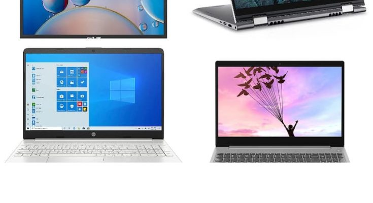 Cheapest laptops to be found on Amazon, up to 50% off on laptops of every brand