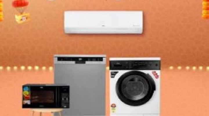 From Home Appliances to Mobiles, Get Up To 50% Off On Home Goods In Amazon Navratri Sale