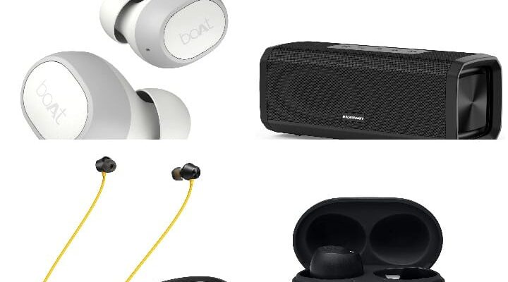 Highest discount on headphones and speakers in Amazon's sale, do prebooking for just Re 1