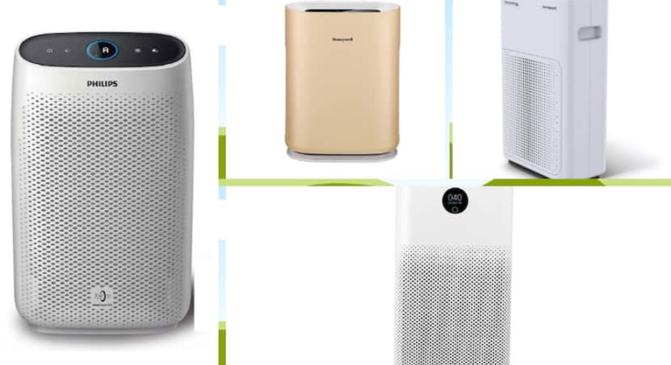 Make your home air virus and bacteria free, buy air purifier for less than 10 thousand