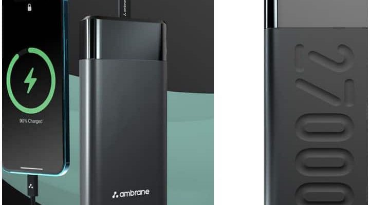 This powerful power bank with 27000mAh battery will give competition to Xiaomi, this is the only price